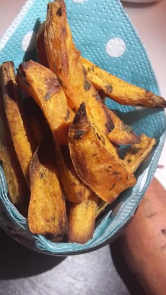 frite de patate douce 2