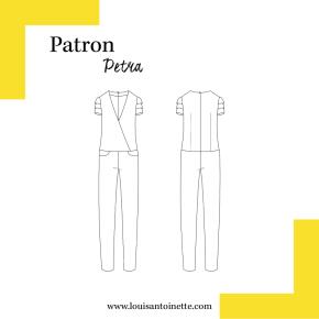 patron-couture-combinaison-petra-louis-antoinette-dessin-technique